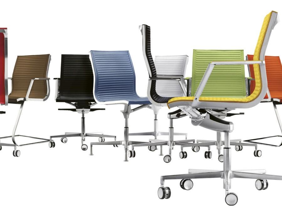 Luxy Bürostuhl Nulite11
