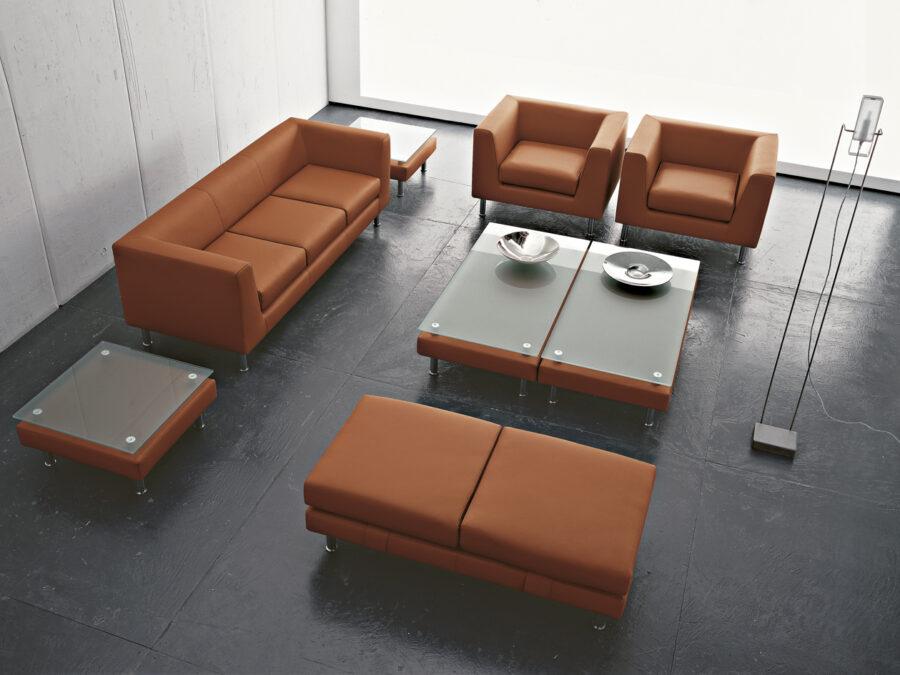 Luxy Sofa Cube 6