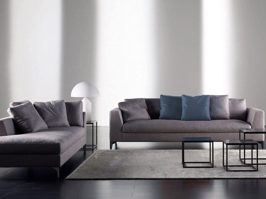 Meridiani – Sofa Louis Up