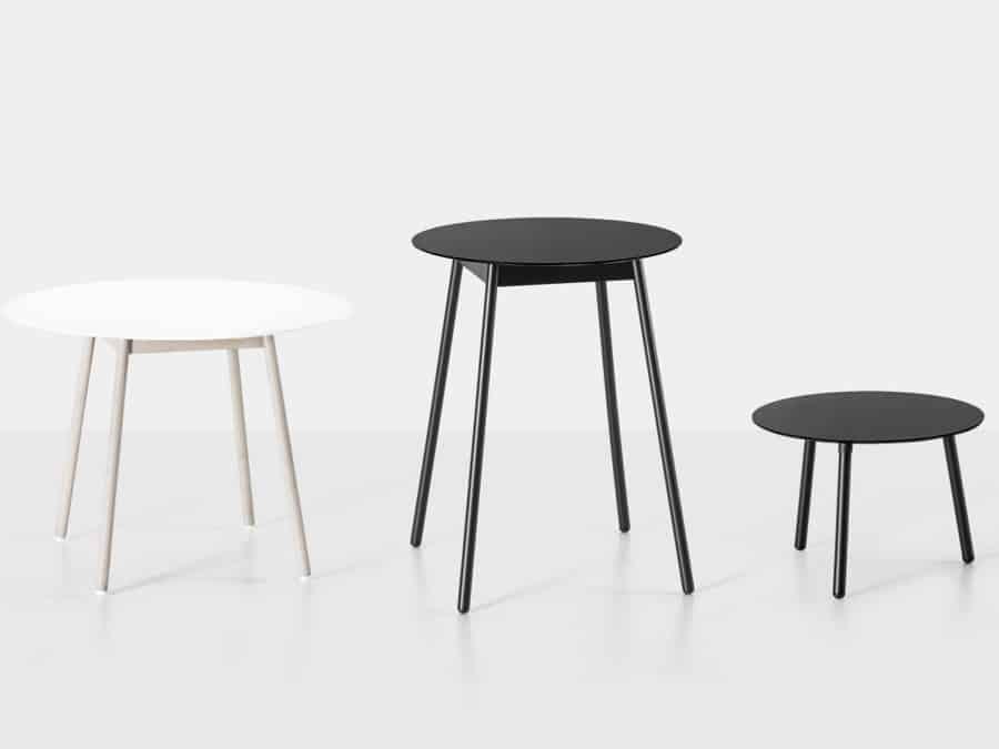 Kristalia – Tisch BCN