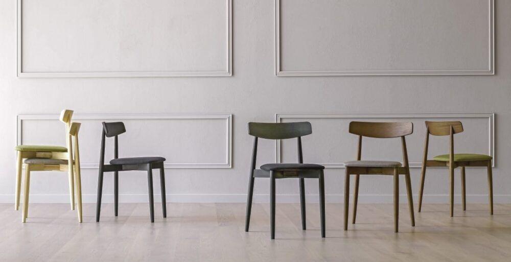 Miniforms Stuhl Claretta