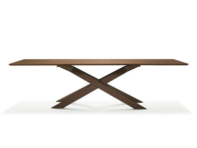 Tisch Cross Wood