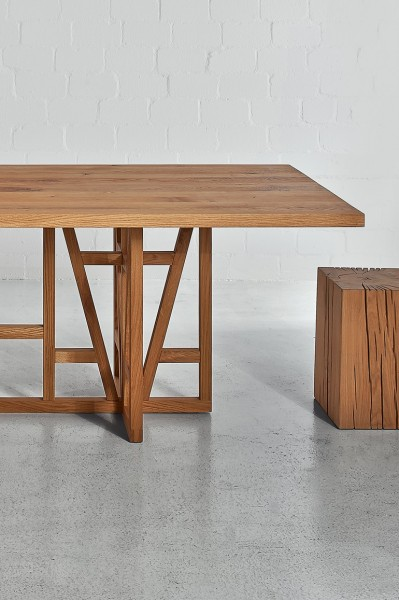 Tisch Fachwerk