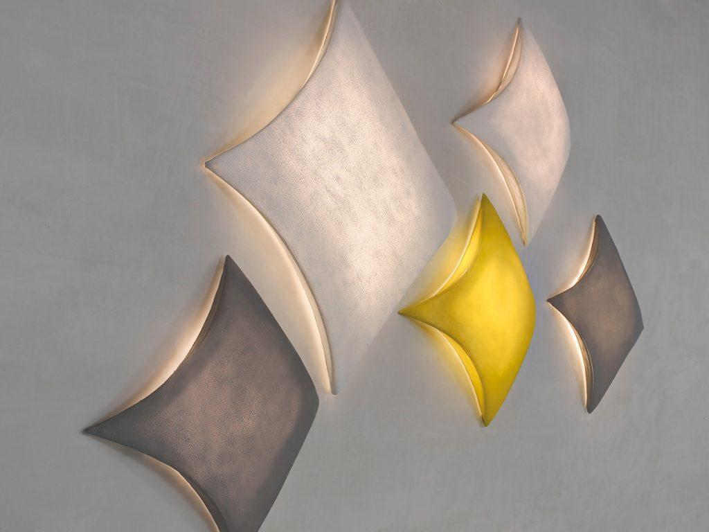 Arturo Alvarez Wandleuchte Kite
