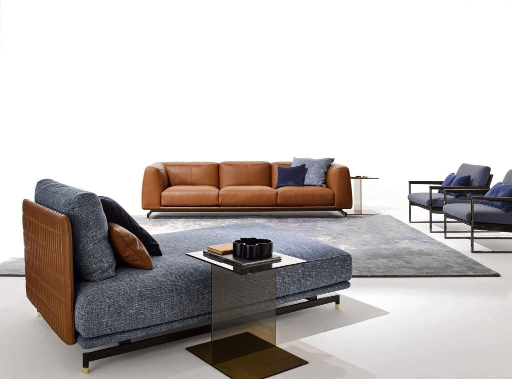Ditre Italia Sofa St. Germain - Designermöbel von Raum + Form