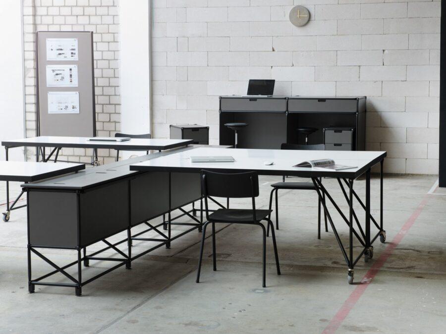 System 180 Schreibtisch 9