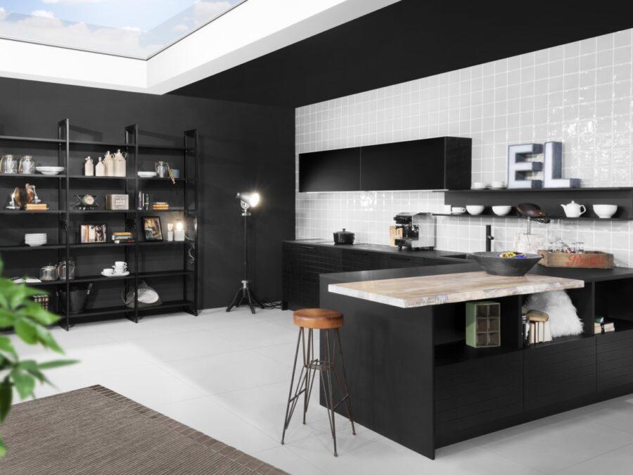 Rotpunkt Küche Black Zerox