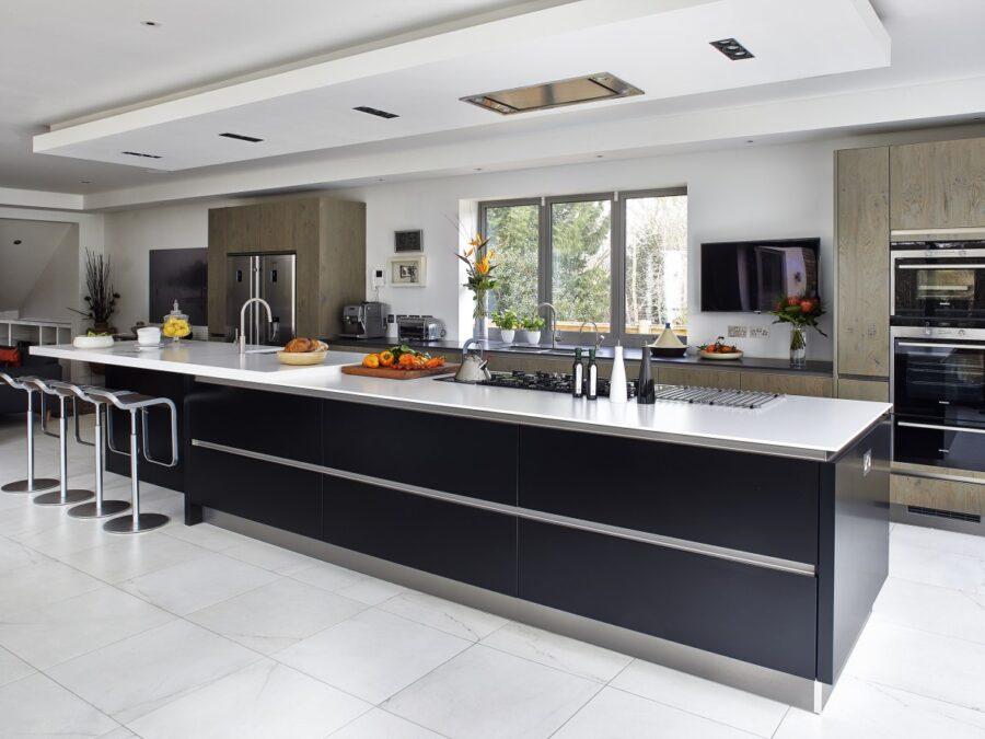 Rotpunkt Küche Luxio