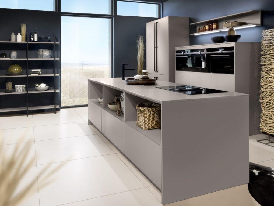Rotpunkt Küche Terra Grey
