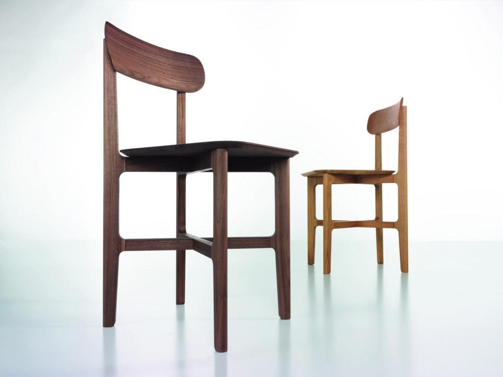 Zeitraum – Stuhl / Barhocker 1.3. Chair