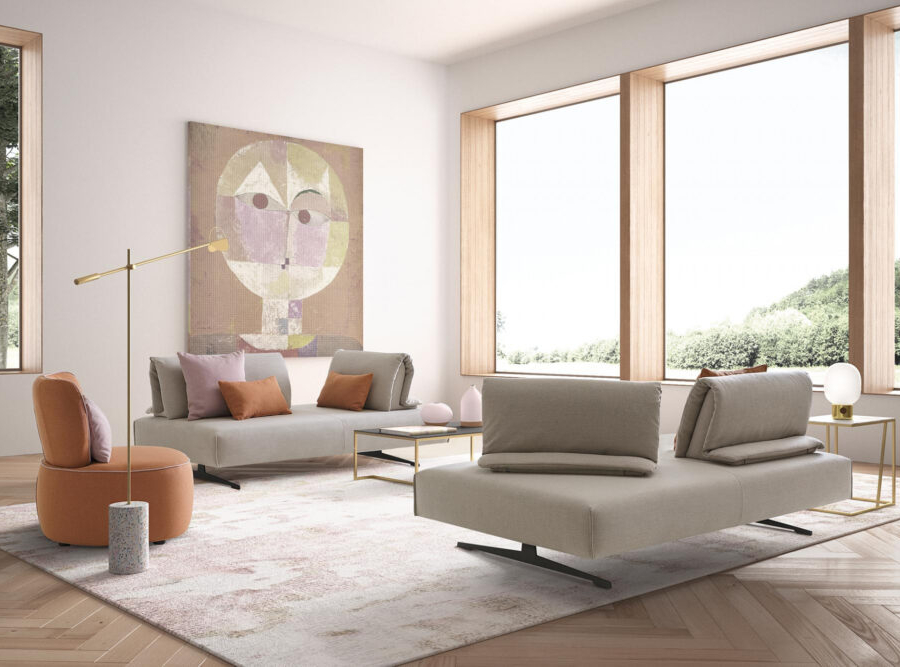 Le Comfort Sofa Abbraccio1