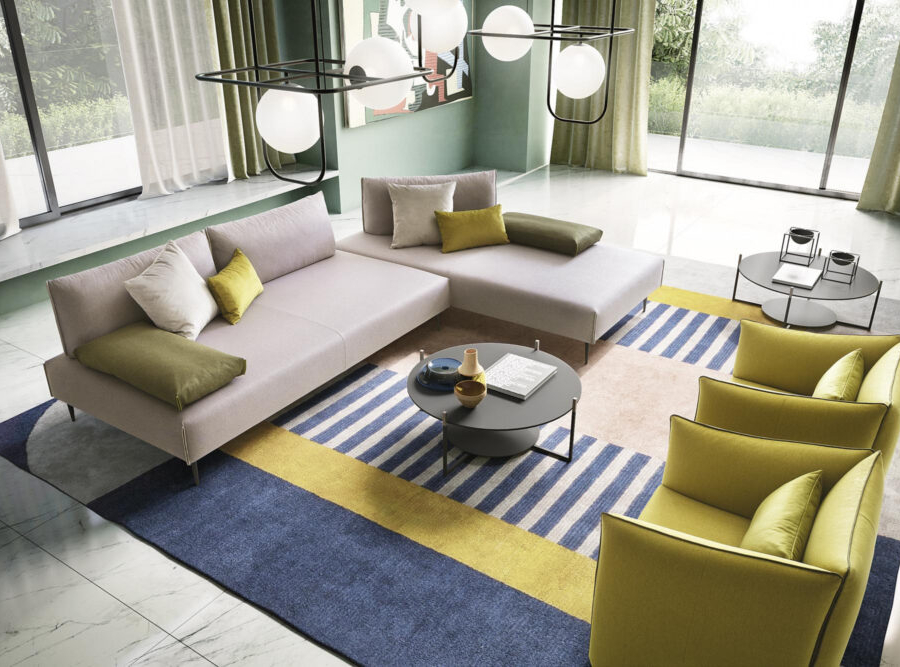 Le Comfort Sofa Bacio1